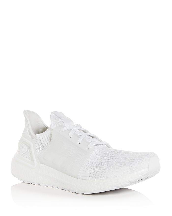 Adidas - Men's Ultraboost 19 Primeknit Low-Top Sneakers