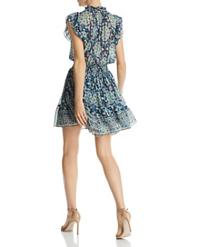 Shoshanna - Amine Paisley Mini Dress
