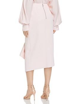 Acler - Crawford Ruffled Midi Skirt