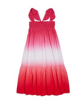 Design History - Girls' Tie-Dyed Maxi Dress - Little Kid