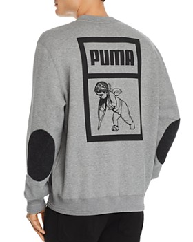 PUMA - x PRPS Supply Color-Block Graphic Sweatshirt