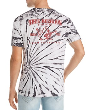 fcdce7481d ... True Religion - Void Tactics Tie-Dyed Graphic Tee