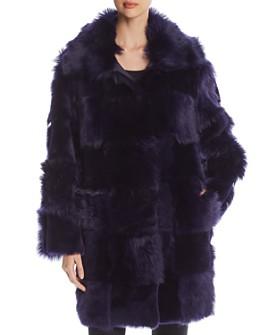 Escada Sport - Liksa Mixed-Pile Fur Coat