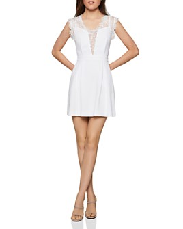 BCBGENERATION - Lace Detail Essential Dress