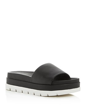 J/Slides - Women's Bibi Platform Slide Sandals