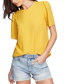 1.STATE - Short-Sleeve Top