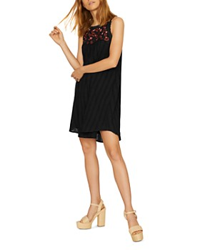 Sanctuary - Santa Fe Sleeveless Embroidered Shift Dress