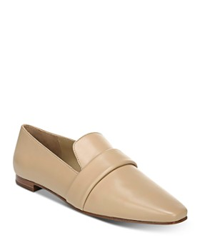 Via Spiga - Women's Adaline Square Toe Loafers