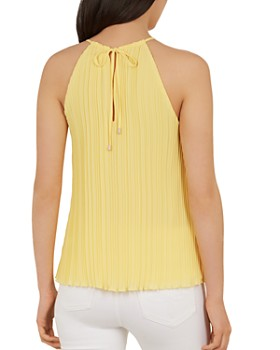 Ted Baker - Lohloh Pleated Top