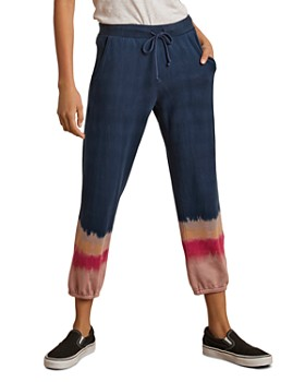 Velvet by Graham & Spencer - Kendra Tie-Dyed Sweatpants
