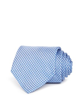 The Men's Store at Bloomingdale's - Diamond Neat Silk Classic Tie - 100% Exclusive