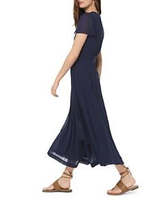 MICHAEL Michael Kors - Cropped Wide-Leg Georgette Jumpsuit
