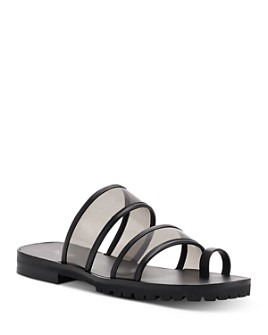 Botkier - Women's Maje Clear Slide Sandals