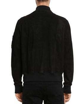 Diesel - Nikolai Nubuck Leather Jacket