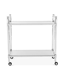 SAFAVIEH - Duval Acrylic Bar Trolley