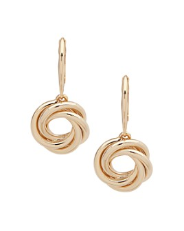 Ralph Lauren - Knot Drop Earrings