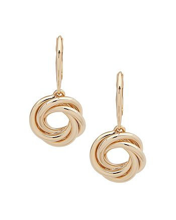 Ralph Lauren - Knot Drop Earrings