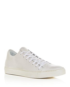 John Varvatos Collection - Men's Reed Leather Low-Top Sneakers