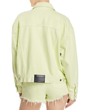 alexanderwang.t - Game Oversize Denim Jacket