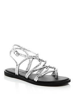 Rebecca Minkoff - Women's Sarle Strappy Thong Sandals