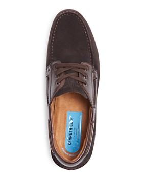 Kenneth Cole - Men's Rocketpod Suede Boat Shoes
