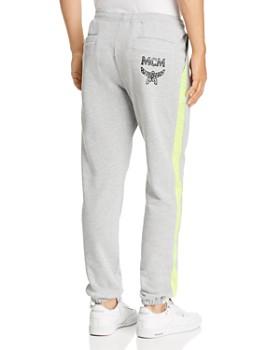 MCM - Neon-Stripe Jogger Pants