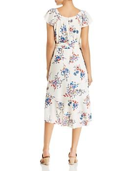 Elie Tahari - Ryder Floral Faux-Wrap Dress - 100% Exclusive