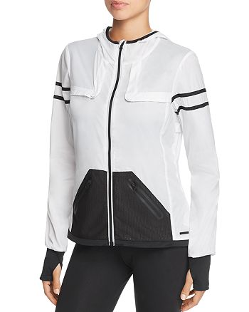 Blanc Noir - Moonlight Hooded Jacket