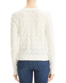 a79cebb5dc8f0 Theory - Tucked Cashmere Sweater Theory - Tucked Cashmere Sweater