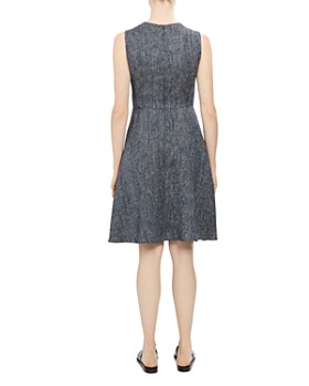 Theory - Tailored A-Line Dress