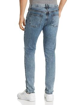 J Brand - Mick Super Skinny Fit Jeans in Floritus
