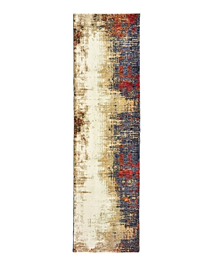 Oriental Weavers Evolution 8001A Runner Rug, 2\\\'3 x 8\\\'-Home