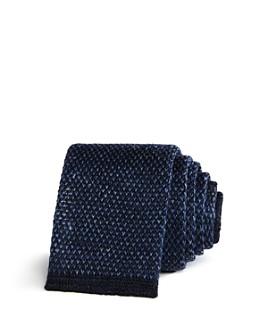 John Varvatos Star USA - Fillmore Knit Skinny Tie