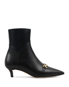 7cdaa8538f2 ... Gucci - Women s Zumi Leather Ankle Boots