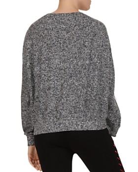 The Kooples - Lace-Trim Sweatshirt Top