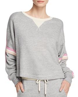Splendid - Bayside Active Striped Sweatshirt