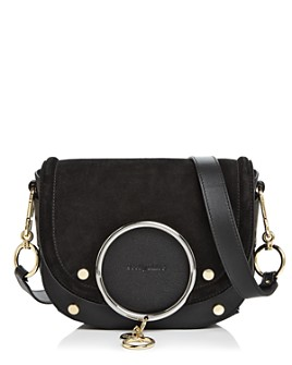 See by Chloé - Mara Crossbody Saddle Bag