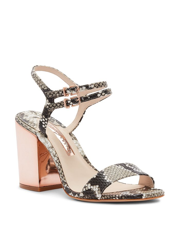 Sophia Webster - Women's Danae Block Heel Sandals