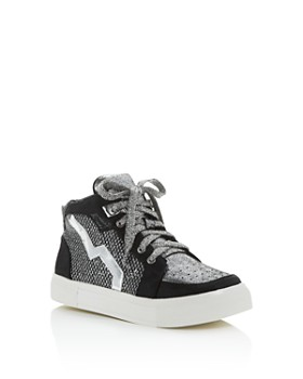 Dolce Vita - Girls' Chani Glitter High-Top Sneakers - Toddler, Little Kid, Big Kid