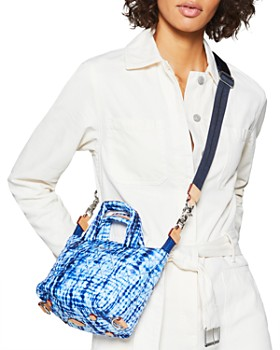 MZ WALLACE - Shibori Micro Sutton Bag