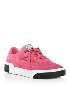 check out 88d10 878ae PUMA - Women s Cali Low-Top Sneakers ...
