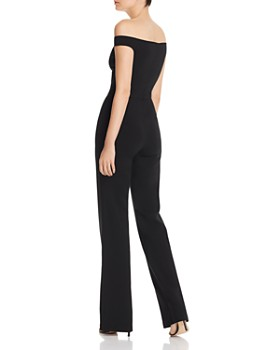 Black Halo - Akiva Wide-Leg Jumpsuit