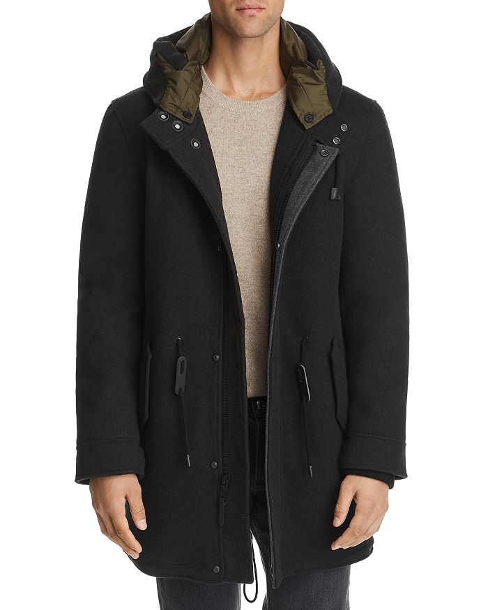 Cole Haan Tops HOODED PARKA