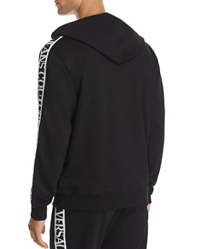 Versace Jeans Couture - Felpa Logo-Tape Hoodie - 100% Exclusive