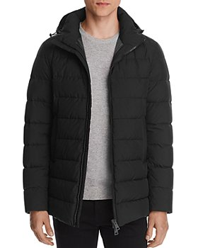 Herno - Windstop Hooded Down Jacket