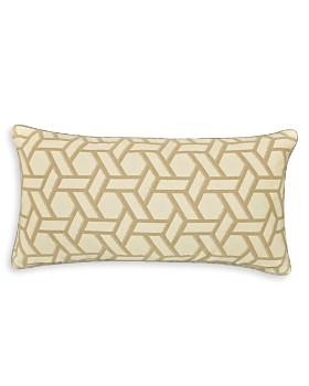"Rose Tree - Biccari Decorative Pillow, 11"" x 22"""