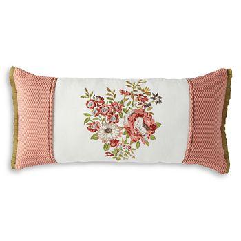 "Rose Tree - Lorraine Decorative Pillow, 11"" x 22"""