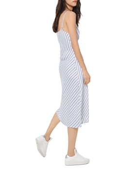 MICHAEL Michael Kors - Striped Slip Dress