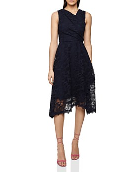 REISS - Rayna Lace Dress