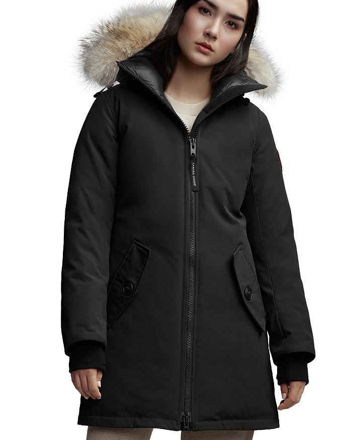 Canada Goose - Rosemont Fur-Trim Down Parka